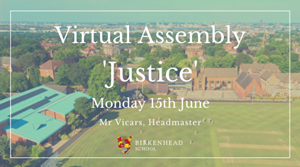 Virtual Assembly w/c 15th June
