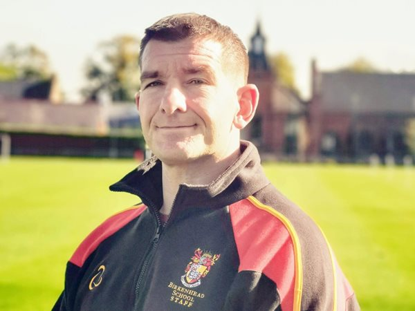 New Director of Sport, Mr Keith Fowles