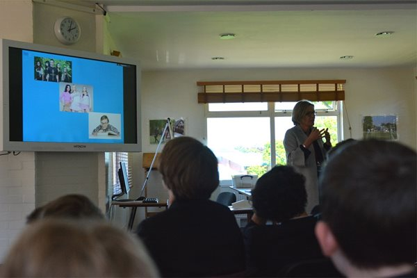 Parent Seminar – Alicia Drummond – Understanding Adolescence and Why Every Teenager Needs a Parrot