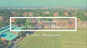 Virtual Assembly w/c 4th May
