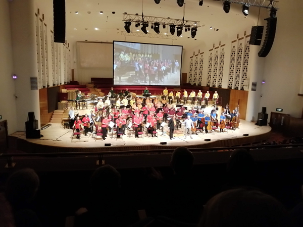 Schools Concert with the Royal Liverpool Philharmonic Orchestra